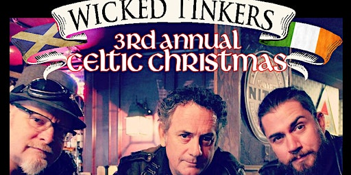 Wicked Tinkers 3rd Annual Celtic Christmas @ Flagstaff's Green Room
