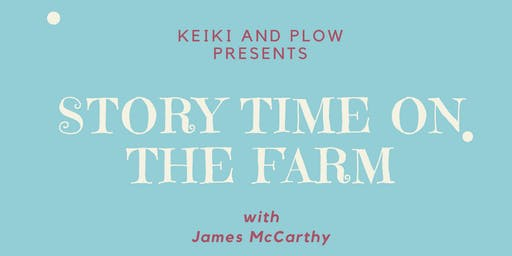 Story Time at Keiki and Plow