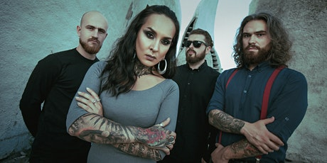 JINJER with special guests SUICIDE SILENCE, TOOTHGRINDER