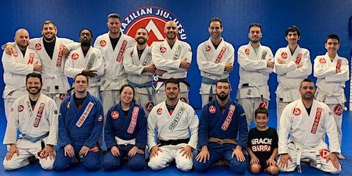 Jiu-Jitsu and Self-Defense Classes