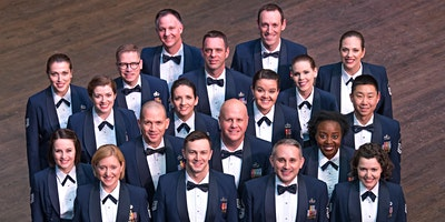 The USAF Band Singing Sergeants - La Jolla, CA
