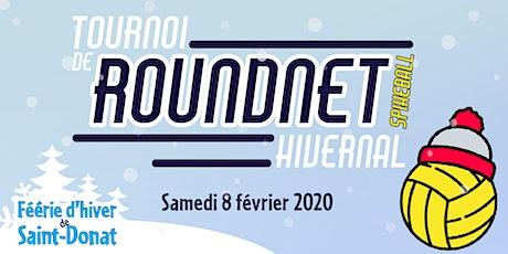 Tournoi Roundnet hivernal 2020 billets