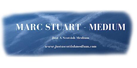 Copy of Marc Stuart Medium Online Private Spiritual Readings Sunday tickets