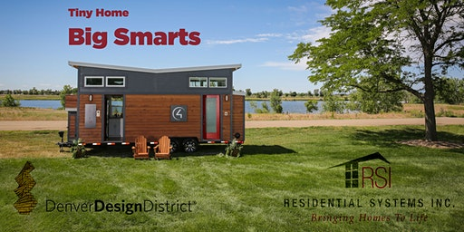 Control4 Tiny Home Open House- Denver Design Center & RSI