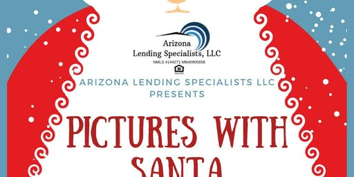 Free Pictures with Santa - Toys for Tots Event