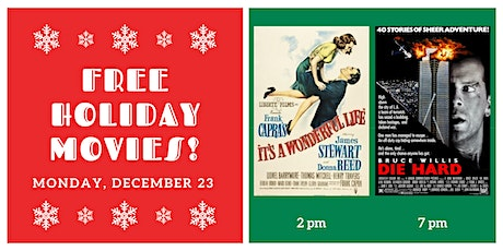 Free Holiday Movies tickets