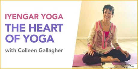 LCAC Workshop: The Heart of Yoga tickets