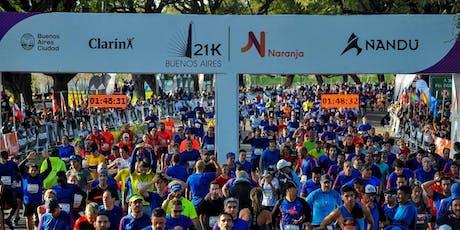 Meia Maratona de Buenos Aires 2020 - Hotel 4* entradas