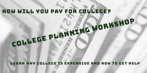College Financial Planning Night-Hilliard