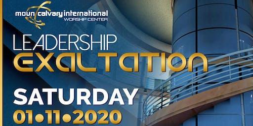 Leadership Exaltation