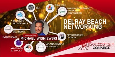 Free Delray Beach Rockstar Connect Networking Event (March, Florida)