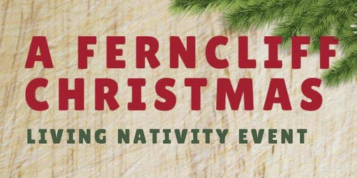 A Ferncliff Christmas Living Nativity Trail
