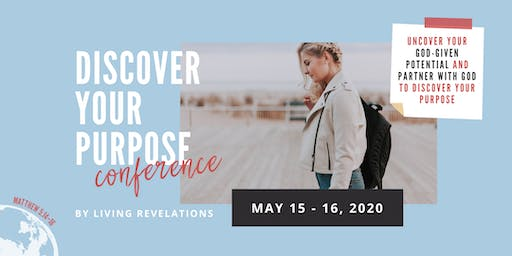 Discover Your Purpose Conference 2020