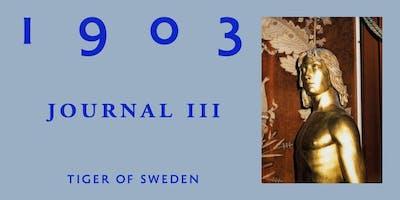 1903 Journal Exhibit