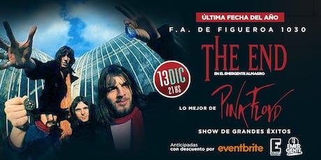The End, último show del año en El Emergente! entradas