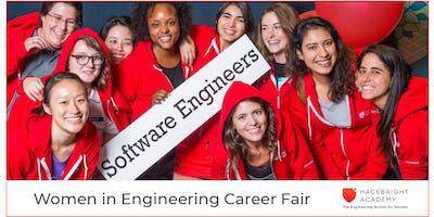 Hackbright Southbay Women in Engineering Career Fair
