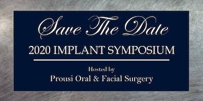 2020 Implant Symposium