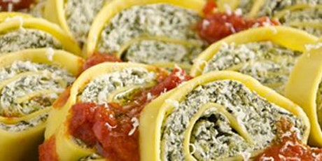 Rotolo di Spinaci with Grandmother Anna!!! tickets