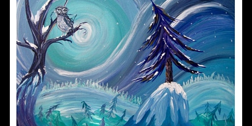 A Christmas Charity Paint Night With Raine