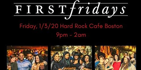 First Fridays of the New Year 1/3/20 tickets