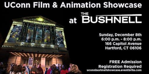 UConn Film & Animation Showcase at the Bushnell
