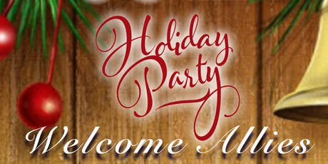 IVA Holiday Party 2019 - Welcome Allies tickets