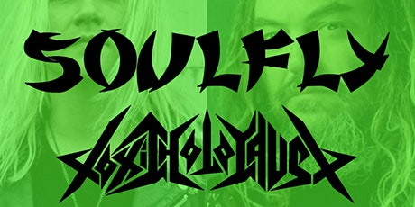 Soulfly & Toxic Holocaust tickets