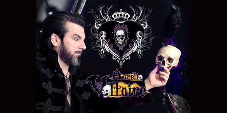 Aurelio Voltaire at El Corazon tickets