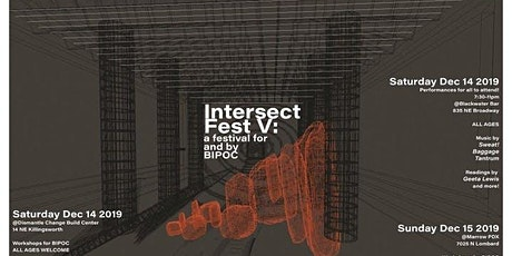 IntersectFest V - Day 2 of Workshops tickets