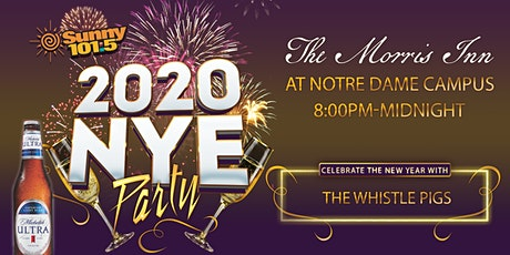 Sunny 101.5 New Year's Party 2020 tickets