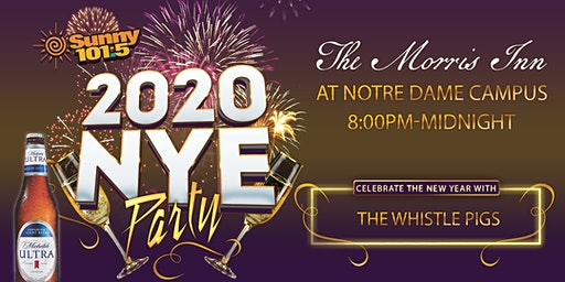 Sunny 101.5 New Year's Party 2020