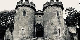 Ghost Hunt At Whittington Castle