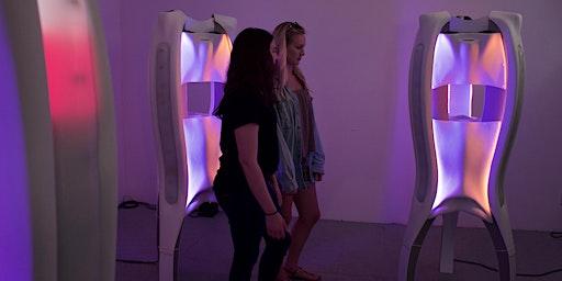 Opening Reception: CodeX: playable & disruptive futurist eArt