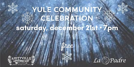 Yule Community Event tickets
