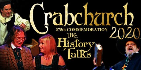 Crabchurch 2020: The History Talks tickets