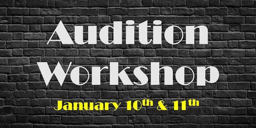 IYFP Audition Workshop Series 2020