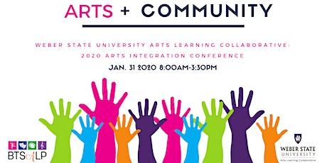 WSU Arts Integration Conference: Art + Community  tickets