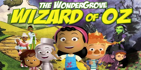 Wizard of Oz Premiere tickets