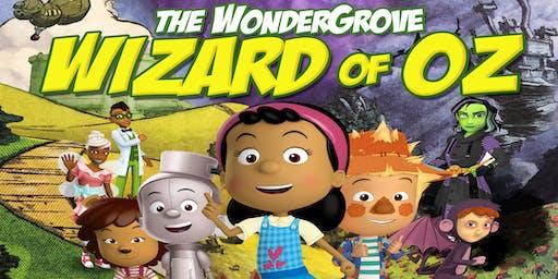 Wizard of Oz Premiere