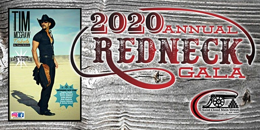 Annual Redneck Gala - 2020