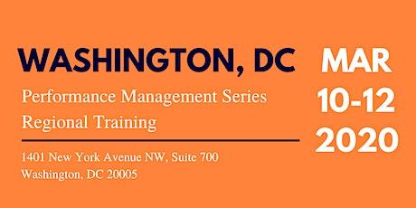LDR Leadership - Washington, DC March 2020 Regional tickets
