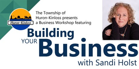 Building Your Business with Sandi Holst tickets