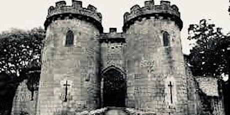 Ghost Hunt At Whittington Castle tickets