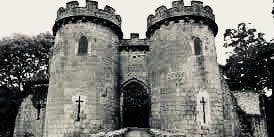 Ghost Hunt At Whittington Castle