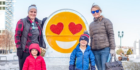 New Year's Eve Ice Sculpture Stroll tickets