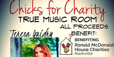Chicks for Charity tickets