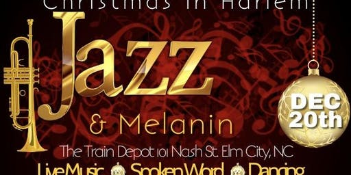 Christmas in Harlem: The Jazz and Melanin Gala