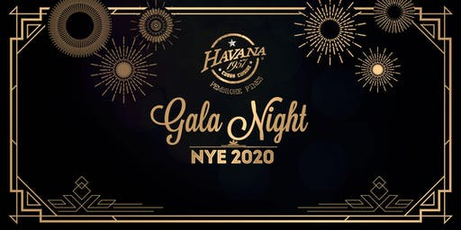 NYE 2020 GALA AT HAVANA 1957 PEMBROKE PINES
