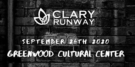 Clary Runway 2020 tickets