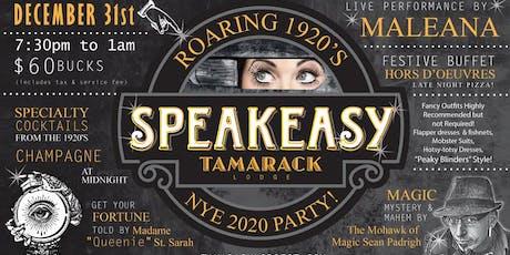 Roaring 1920's NYE Party w/ Maleana tickets